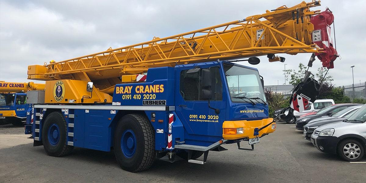Home - Bray Cranes